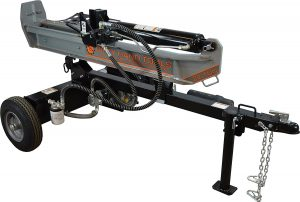gas log splitter reviews