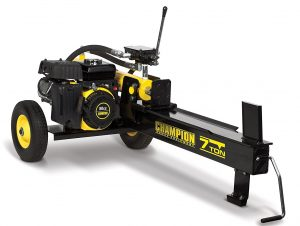 gas powered log splitter for sale