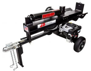 gas powered log splitter reviews