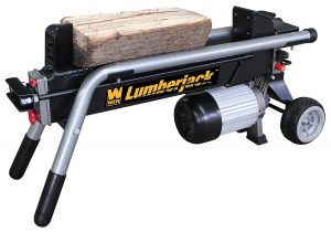 best electric log splitter