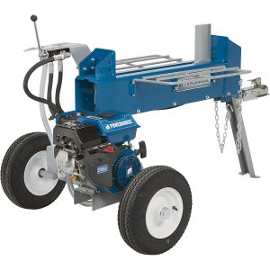 Powerhorse Horizontal Dual Split Gas Log Splitter