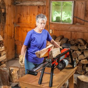 How well do electric log splitter work