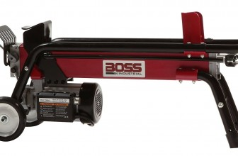 Boss Industrial ES7T20 Electric Log Splitter Reviews
