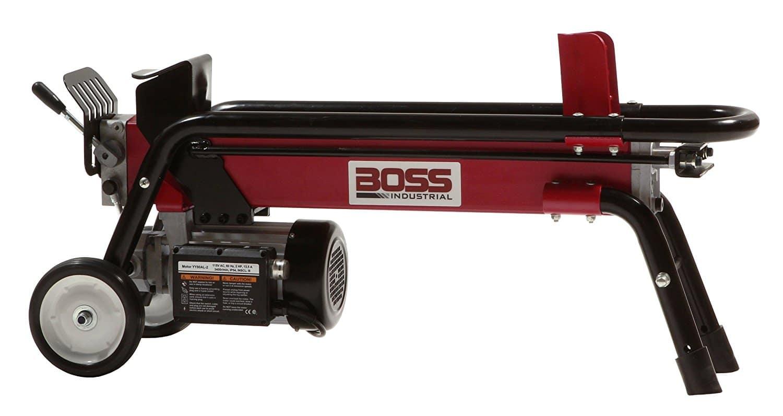 Boss Industrial ES7T20 Electric Log Splitter Reviews