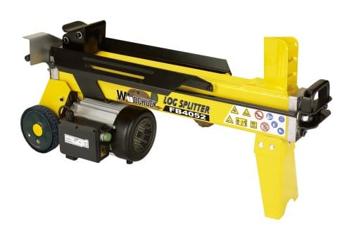 McCulloch 4 Ton Electric Log Splitter Reviews
