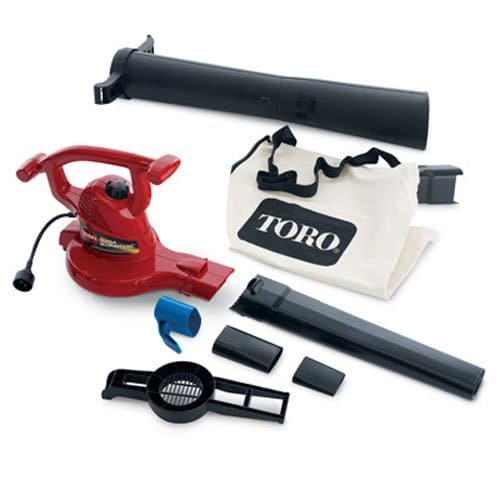 Toro 51619 Ultra Blower/Vac, Red Review