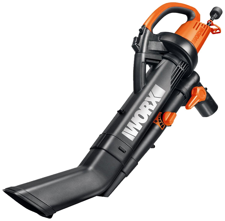 WORX WG505 Electric TriVac Blower/Mulcher/Vacuum Review