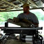 Task force electric log splitter manual