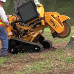 top stump grinder